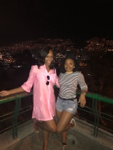 With my Eb on top of the world